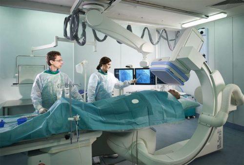 рентген-ангиография