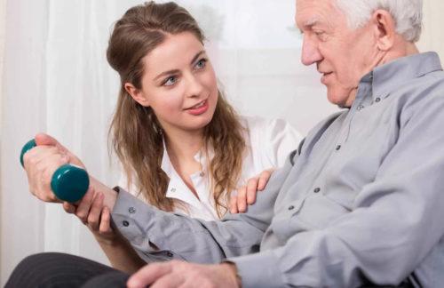 как проходит реабилитация инсультных больных